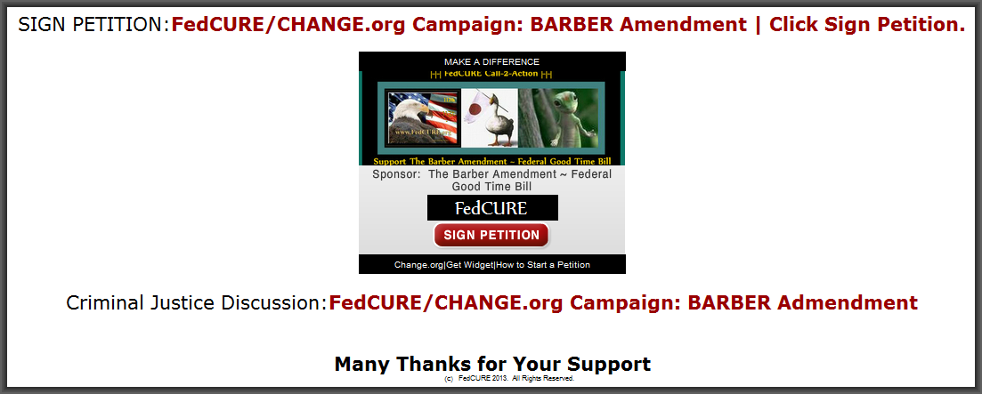 |-|-| BARBER AMENDMENT PETITION |-|-|